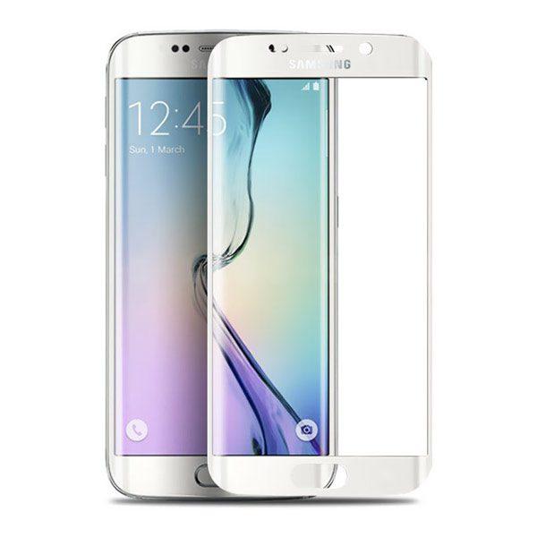 محافظ صفحه نمایش Full Cover مناسب برای گوشی موبایل سامسونگ Galaxy S6 Edge