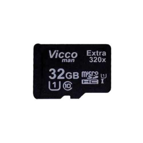 کارت حافظه ۳۲ گیگmicroSD Vicco 32GB 320X