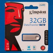 فلش مموری Kingston 32GB DataTraveler SE9