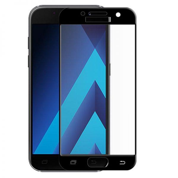 محافظ صفحه نمایش شیشه ای A720 (A7 2017) 3D