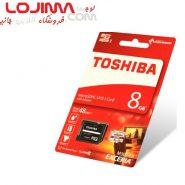 Toshiba micro SDHC UHS-I Card