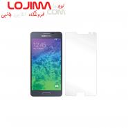 محافظ صفحه نمایش شیشه ای SAMSUNG A7