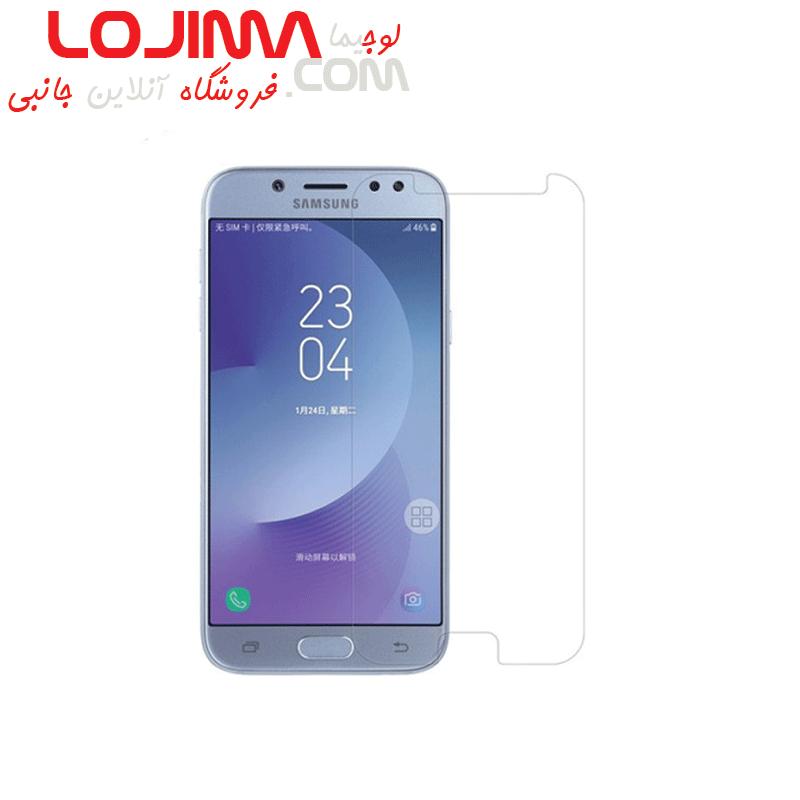 محافظ صفحه نمایش شیشه ای SAMSUNG J7 PRO