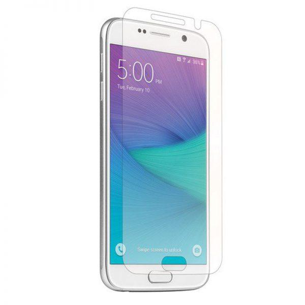 محافظ صفحه نمایش شیشه ای Galaxy s6