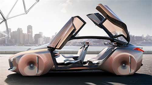 نسل شگفت انگیز اتومبیل بدون سرنشین شرکت BMW