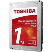 هارددیسک اینترنال برند توشیبا مدل P300 HDWD110EZSTA با ظرفیت 1 ترابایت