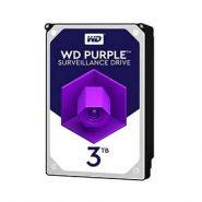 هارددیسک اینترنال برند وسترن دیجیتال مدل Purple WD30PURZ با ظرفیت 3 ترابایت
