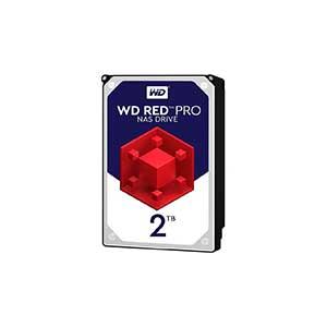 هارددیسک اینترنال برند وسترن دیجیتال مدل Red Pro WD2002FFSX با ظرفیت ۲ ترابایت