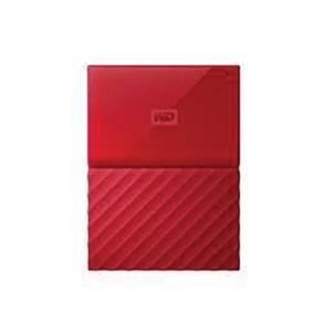 هارد اکسترنال برند وسترن دیجیتال مدل My Passport WDBYFT0040B با ظرفیت ۴ ترابایت