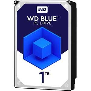 هارد اینترنال برند وسترن دیجیتال مدل Blue WD10EZEX با ظرفیت ۱ ترابایت