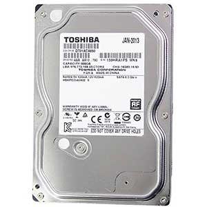 هارد دیسک اینترنال برند توشیبا DT01ACA050 با ظرفیت ۵۰۰ گیگابایت