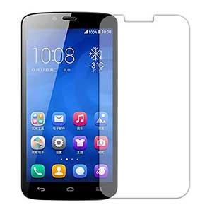 محافظ صفحه نمایش شیشه ای ساده مناسب برای هوآوی honor3C lite