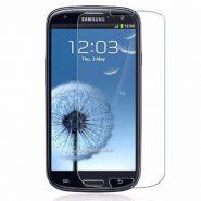 محافظ صفحه نمایش شیشه ای samsung galaxy S3