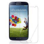 محافظ صفحه نمایش شیشه ای samsung galaxy S4