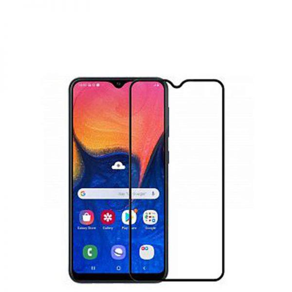 محافظ صفحه نمایش شیشه ای full cover SAMSUNG A50