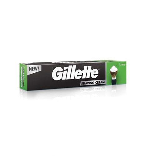 خمیر اصلاح ژیلت Gillette مدل Lime