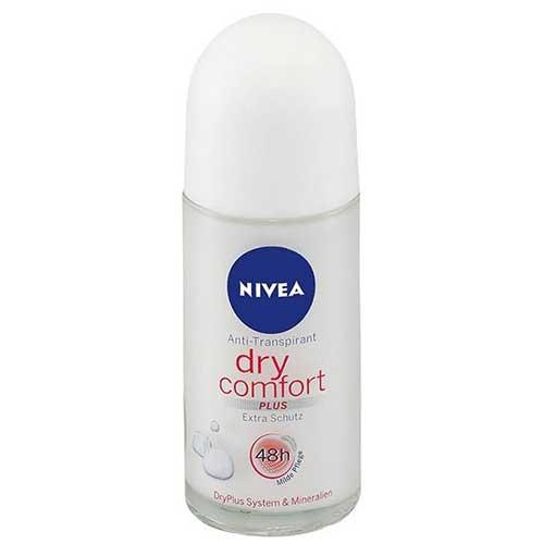 رول ضد تعریق زنانه نیوآ مدل Dry Comfort
