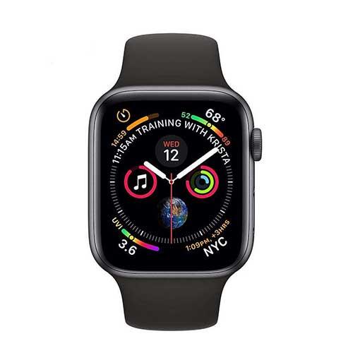 ساعت هوشمند اپل واچ سری ۴ مدل ۴۴mm Aluminum Case