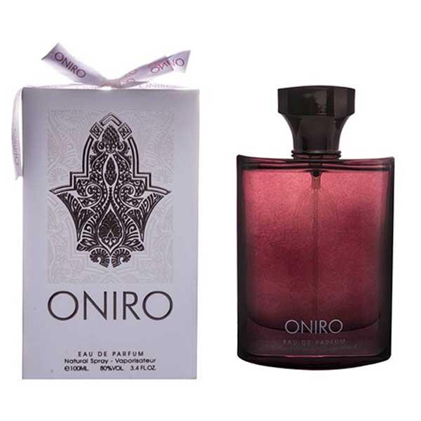 ادوپرفیوم مردانه فراگرنس ورد مدل Oniro