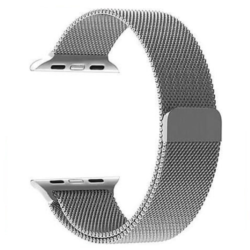 بند فلزی مدل Millanese مناسب برای اپل واچ ۳۸ میلی متری