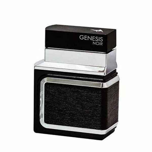 ادوتویلت مردانه امپر مدل Genesis Noir حجم ۱۰۰ میلی لیتر