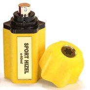 ادو پرفیوم هیزل مدل SPORT رنگ زرد