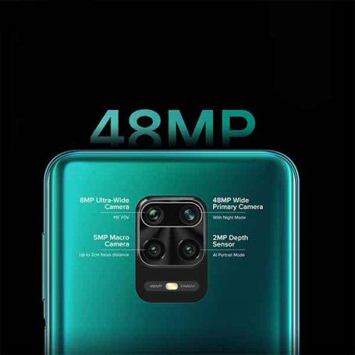 گوشی موبایل شیائومی مدل Redmi Note 9S  دو سیم کارت ظرفیت ۶۴گیگابایت
