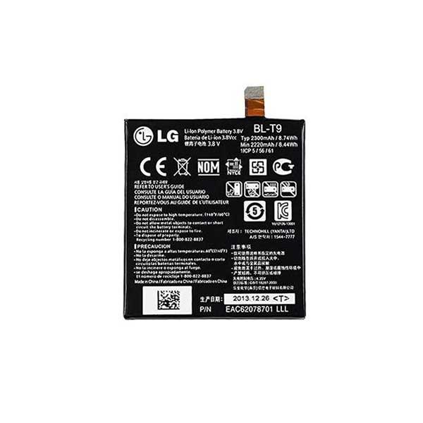 باتری موبایل bl-T9 مناسب برای گوشی موبایل LG Nexus5