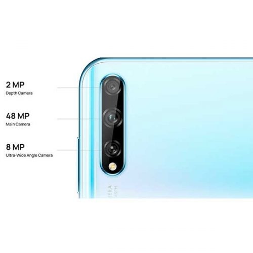 گوشی موبایل هوآوی مدل Y8p AQM-LX1 دو سیم کارت ظرفیت ۱۲۸گیگابایت