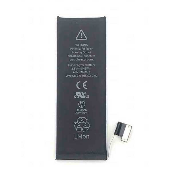 باتری اورجینال آیفون مدل Apple iPhone 5