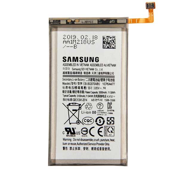 باتری اورجینال سامسونگ مدل Samsung Galaxy S10e