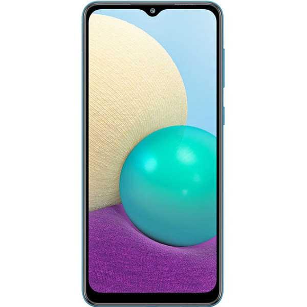 گوشی موبایل سامسونگ مدل Galaxy A02 SM-A022F/DS دو سیم کارت ظرفیت 32گیگابایت