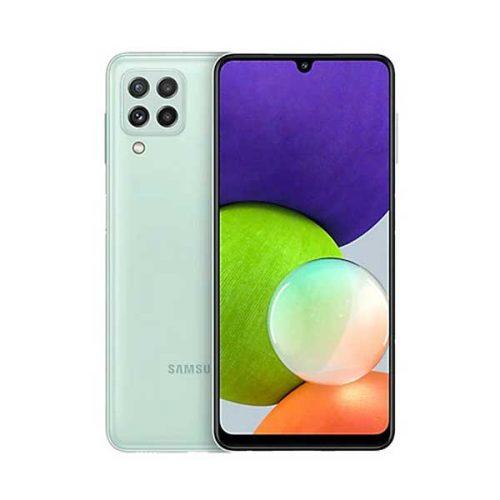 گوشی موبایل سامسونگ مدل Galaxy A22 دو سیم کارت 5G ظرفیت ۶۴گیگابایت