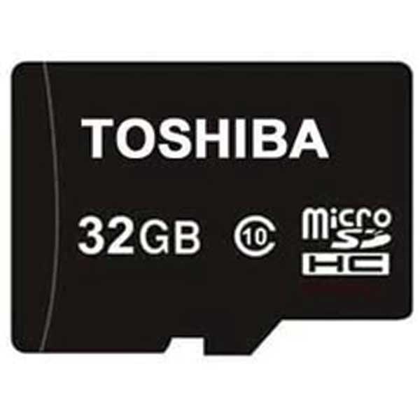 کارت حافظه توشیبا 32گیگ مدل Toshiba micro SDHC M302-EA